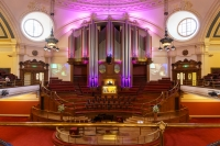 ([[Methodist Central Hall Westminster]])